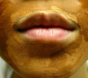 Méregtelenítő arcpakolás