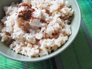Méregtelenítő rizsnap